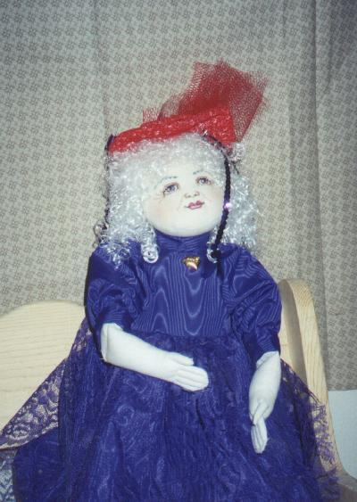 Doll by Bobbi Bennett-Wolcott
