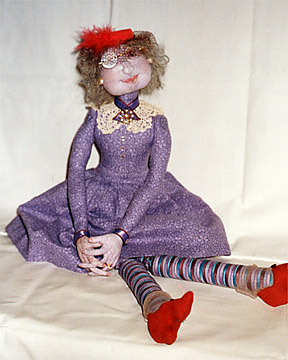 Doll by Helen Stone