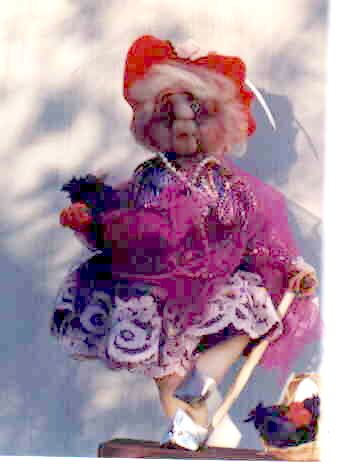 Doll by Eileen McDonough