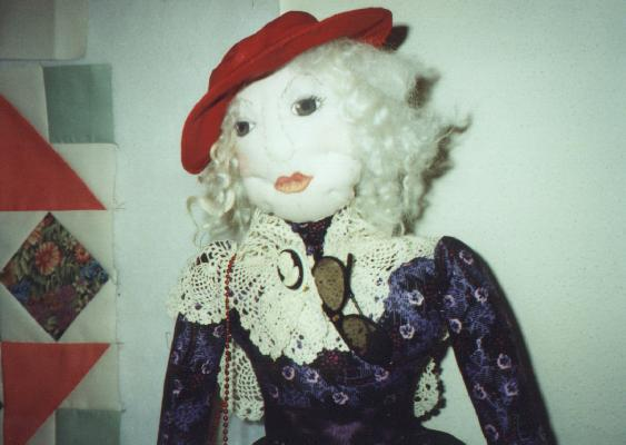 Doll by Mary Ann Parker