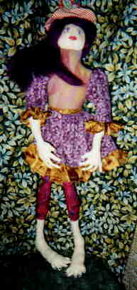 Doll by Cindy Greenslade