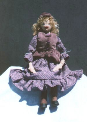 Doll by Carolyn Walters